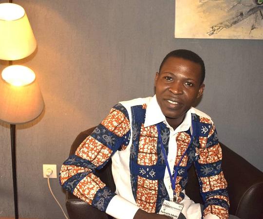 Ephraim Ishola AGONMA